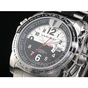 ハミルトン HAMILTON 腕時計 カーキ トワイライト H62515193|rcmdse