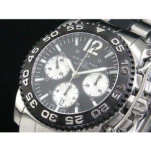 ハミルトン HAMILTON 腕時計 カーキ アクション オートクロノ H63516135|rcmdse