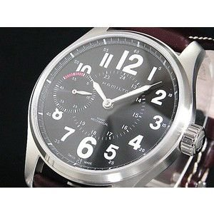 ハミルトン HAMILTON 腕時計 カーキ メカ オフィサー H69619533|rcmdse