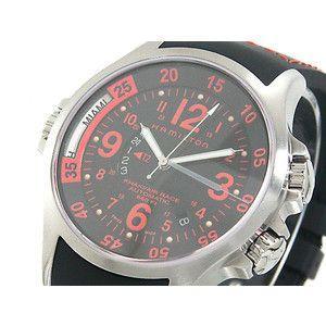 HAMILTON ハミルトン カーキ GMT エアレース 腕時計 H77665373|rcmdse