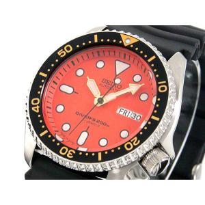 セイコー SEIKO 腕時計 オレンジボーイ ダイバー SKX011J|rcmdse