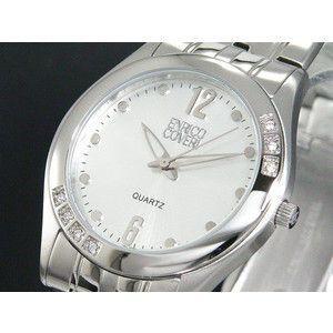 エンリココベリ 腕時計 ラインストーン メンズ EC0882-11|rcmdse