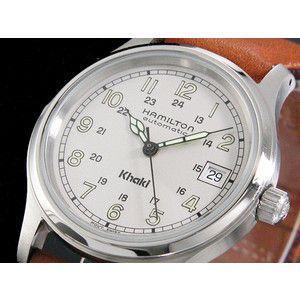 ハミルトン HAMILTON 腕時計 カーキ フィールド オート H60415513|rcmdse