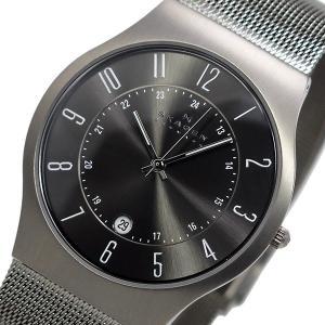 スカーゲン SKAGEN 腕時計 ウルトラスリム チタン 233XLTTM|rcmdse