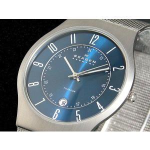 スカーゲン SKAGEN 腕時計 ウルトラスリム チタン 233XLTTN|rcmdse