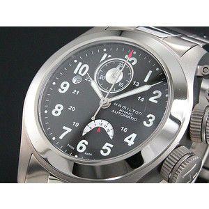 ハミルトン HAMILTON 腕時計 カーキ ネイビー フロッグマン H77716133|rcmdse
