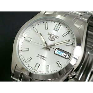 セイコー 5 SEIKO FIVE 腕時計 自動巻き メンズ SNKE83J1|rcmdse