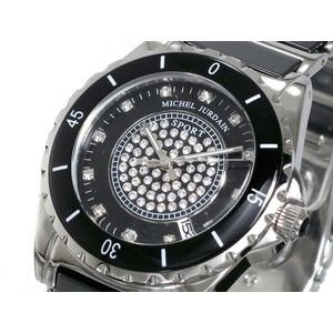 ミシェルジョルダン SPORT 腕時計 セラミック MJ-7000G-BK rcmdse