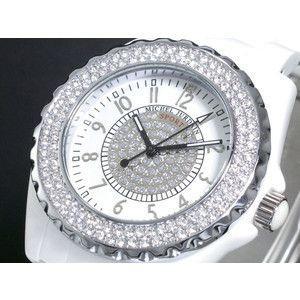 ミシェルジョルダン SPORT 腕時計 レジン SG-2100-WH rcmdse
