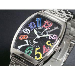 ミシェルジョルダン SPORT 腕時計 天然ダイヤ SG-1000-2 rcmdse