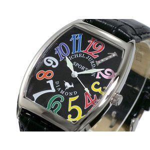 ミシェルジョルダン SPORT 腕時計 天然ダイヤ SG-1000-7 rcmdse