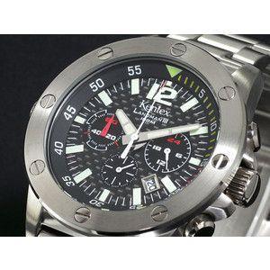 ケンテックス Kentex ランドマン3 クロノグラフ 腕時計  S409X-03|rcmdse