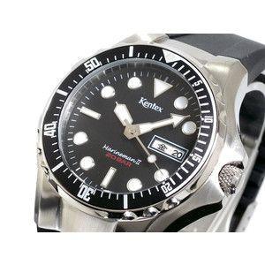 ケンテックス Kentex マリンマン2 腕時計 S332M-03|rcmdse