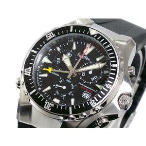 ケンテックス Kentex マリンマン2 クロノグラフ 腕時計 S332M-16|rcmdse