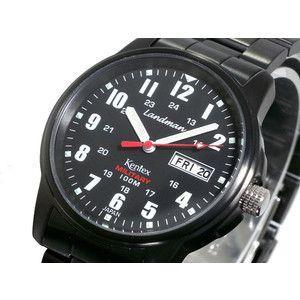 ケンテックス Kentex ランドマンミリタリー 腕時計 S265M-21|rcmdse