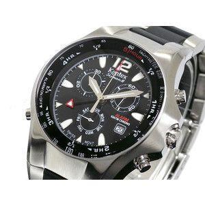ケンテックス Kentex スカイマン3 クロノグラフ 腕時計 S295M-21|rcmdse