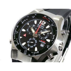 ケンテックス Kentex スカイマン3 クロノグラフ 腕時計 S295M-31|rcmdse