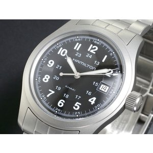 HAMILTON ハミルトン KHAKI カーキフィールド 腕時計 H68411133|rcmdse
