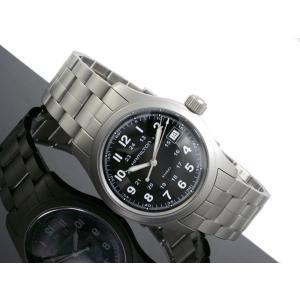 HAMILTON ハミルトン KHAKI カーキフィールド 腕時計 H68411133 rcmdse 02