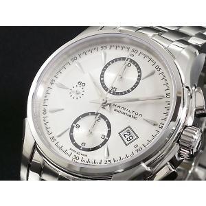 HAMILTON ハミルトン ジャズマスター オートクロノ 腕時計 H32616153|rcmdse