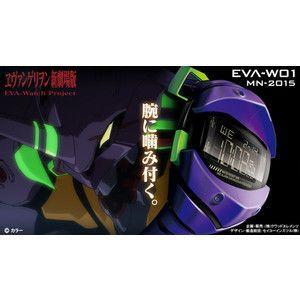 エヴァンゲリオン 腕時計 クワッドエレメンツ EVA-W01|rcmdse