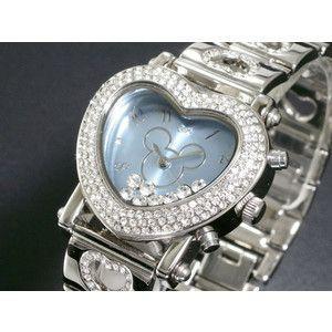ディズニー ミッキー 腕時計 デリシャスハート 青 DINEY-14|rcmdse
