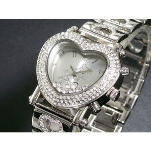 ディズニー プーさん 腕時計 デリシャスハート 白 DINEY-16|rcmdse