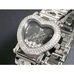 ディズニー プーさん 腕時計 デリシャスハート 黒 DINEY-17|rcmdse
