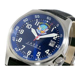 ケンテックス Kentex 腕時計 ブルーインパルスモデル S455M-04|rcmdse
