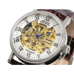 モントレス MONTRES 腕時計 自動巻き 68217-SSGPWH|rcmdse