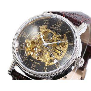 モントレス MONTRES 腕時計 自動巻き 68217-SSGPBK|rcmdse