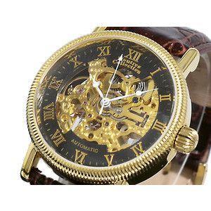 モントレス MONTRES 腕時計 自動巻き 68217-GPGPBK|rcmdse