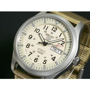 送料無料 セイコー5 SEIKO ファイブ スポーツ 自動巻き SNZG07J1 セール特価 腕時計