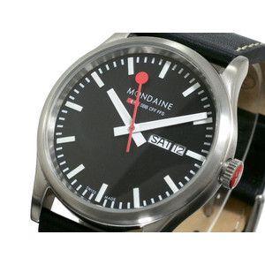 モンディーン MONDAINE 腕時計 メンズ A667.30308.14SBB|rcmdse