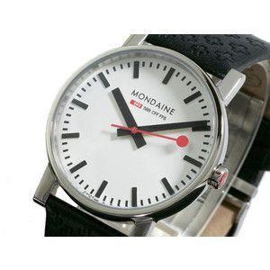 モンディーン MONDAINE 腕時計 GE75周年限定モデル A658.30300.11GEB|rcmdse