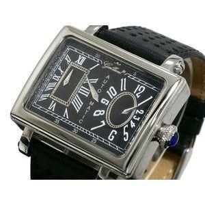 ガルーチ GALLUCCI 腕時計 自動巻き メンズ WT21726N-BK|rcmdse