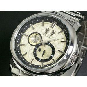 マックレガー McGREGOR 腕時計 自動巻き メンズ MCG-201-IV|rcmdse