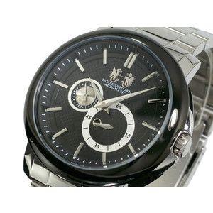 マックレガー McGREGOR 腕時計 自動巻き メンズ MCG-201-BK|rcmdse