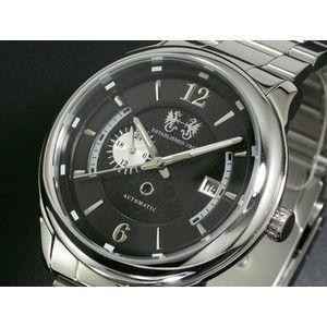 マックレガー McGREGOR 腕時計 自動巻き メンズ MCG-202-BK|rcmdse