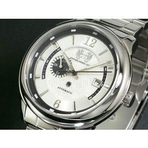 マックレガー McGREGOR 腕時計 自動巻き メンズ MCG-202-SI|rcmdse