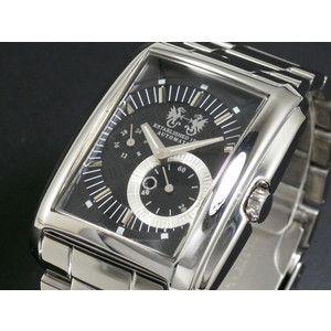 マックレガー McGREGOR 腕時計 自動巻き メンズ MCG-203-BK|rcmdse