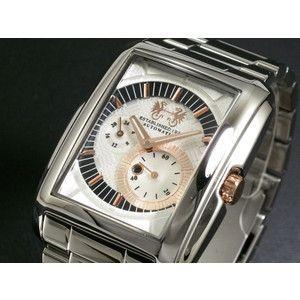 マックレガー McGREGOR 腕時計 自動巻き メンズ MCG-203-SI|rcmdse