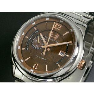 マックレガー McGREGOR 腕時計 自動巻き メンズ MCG-202-BR|rcmdse