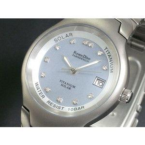 ロマンディーノ Roven Dino チタン ソーラー 腕時計 RD3226-3|rcmdse