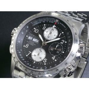 HAMILTON ハミルトン カーキ X-ウィンド 腕時計 時計 H77616133|rcmdse