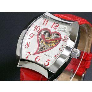 ガルーチ GALLUCCI 腕時計 自動巻き WT21755HT-RD|rcmdse