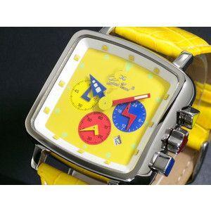 ガルーチ GALLUCCI 腕時計 クロノグラフ WT-DM-YL|rcmdse
