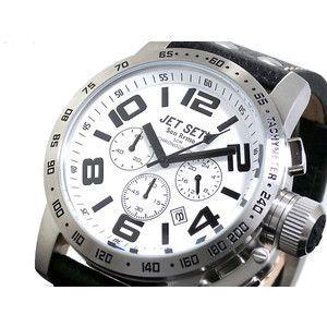 ジェットセット JETSET 腕時計 クロノグラフ メンズ J37571-117|rcmdse