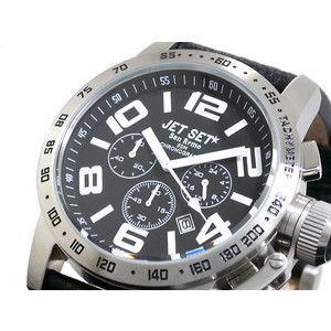 ジェットセット JETSET 腕時計 クロノグラフ メンズ J37571-217|rcmdse