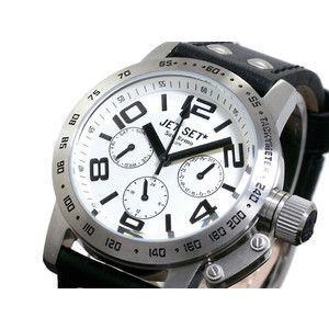 ジェットセット JETSET 腕時計 マルチカレンダー J30642-137|rcmdse